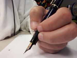 Clandestine Writing